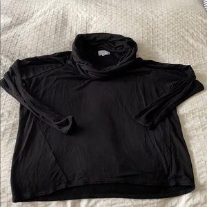 Lou & Grey Cowl Neck Long Sleeve Shirt